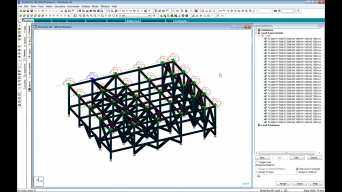 Steel Truss for Oil & Gas Project Part 4/4
